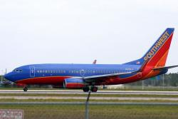 N433LV B737-7H4 Southwest Airlines