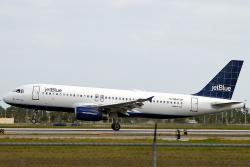 N547JB A320-232 jetBlue Airways