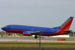 N624SW B737-3H4 Southwest Airlines
