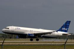 N603JB A320-232 jetBlue Airways