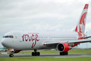 C-FMXC B 767 333ER Air Canada rouge
