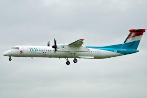 LX-LQA DHC 8 402NG Luxair