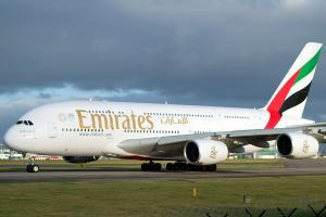 A6-EES  A380-861  Emirates Airlines