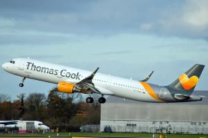 G-TCDC  A321-211SL  Thomas Cook Airlines