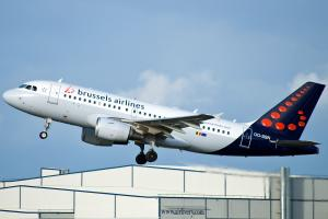 OO-SSN  A319-112  Brussels Airlines