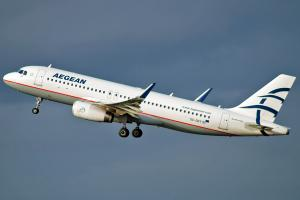 SX-DGY  A320-232SL  Aegean Airlines