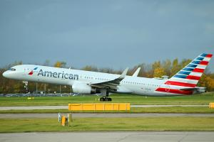 N193AN  B757-223ET  American Airlines